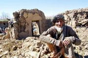 Séisme en Afghanistan (Photo: CTK)