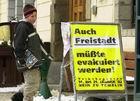 Petition gegen Temelin, Foto: CTK
