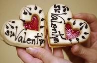 Dárkem k svátku sv. Valentina mohla být i sladká srdíčka (Foto: ČTK)