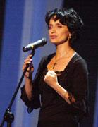 Sängerin Lucie Bila im Nationaltheater (Foto: CTK)