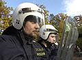 Tschechische Polizei ist vorbereitet (Foto: CTK)