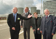 Hezoucky, Zeman, Drabova und Gregr (v.l.n.r.), Foto:CTK