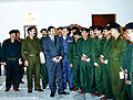 Saddam Hussein (Photo: CTK)