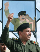 Irakischer Soldat (Foto: CTK)