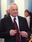 Václav Klaus, foto: ÈTK
