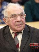 Setkání veteránů od Sokolova, Erich Jucker, Foto: ČTK