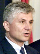 Zoran Djindic (Foto: CTK)