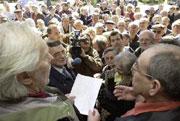 Oficiální seznamy spolupracovníků komunistické Státní bezpečnosti jsou již veřejné, foto: ČTK