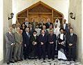 Členové pětadvacetičlenné rady prozatímní irácké vlády, foto: ČTK