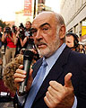 Sean Connery  Prague, photo: CTK