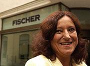 Vera Kudynova, Sprecherin der Gesellschaft Fischer (Foto: CTK)