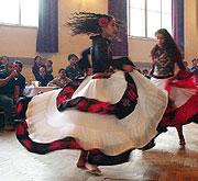 Druhý krajský festival romské kultury v Liberci (Foto: ČTK)