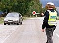 Na celém území České republiky začala 29. září rozsáhlá dopravně bezpečnostní akce nazvaná Kryštof, foto: ČTK