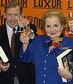 Madeleine Albright und Vaclav Havel (Foto: CTK)