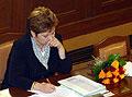 Marie Součková, foto: ČTK