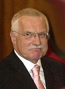 Vaclav Klaus (Photo: CTK)