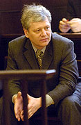 Bývalý šéf zkrachovalého H-Systému Petr Smetka má jít do vězení na dvanáct let, foto: ČTK