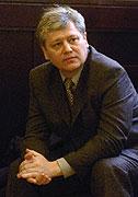 Bývalý šéf zkrachovalého H-Systému Petr Smetka, foto: ČTK