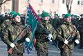 Soldats de l'unité anti-chimique de Liberec, photo: CTK