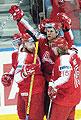 Österreich sorgt für erste Überraschung des Turniers (Foto: CTK)