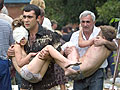 L'attaque terroriste  Beslan, photo: CTK