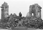 Dresden 1945, photo: CTK