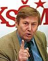 Miroslav Grebeníček (listopad 2000), foto: ČTK