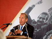 Vaclav Havel in Gdansk (Foto: CTK)