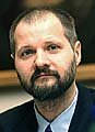 Vaclav Hampl, photo: CTK