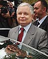Lech Kaczynski, photo: CTK