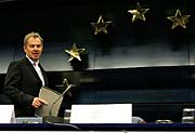 Tony Blair in Brssel (Foto: CTK)