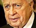 Ariel Sharon, photo: CTK