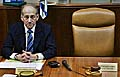 Ehud Olmert nahradil v ele vldy Ariela arona, foto: TK