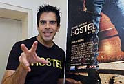Eli Roth, photo: CTK
