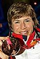 Katerina Neumannova, photo: CTK