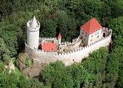 Kokorin Castle, photo: CTK