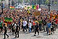 Marihuana March (Foto: CTK)