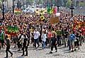 Marihuana March (Foto: CTK)