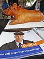 Wahlkampf von ODS (Foto: CTK)