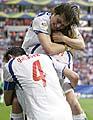 Česká republika zvítězila nad USA 3:0, foto: ČTK