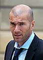 Zinédine Zidane, photo: CTK