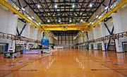 Mezisklad vyhořelého paliva v Jaderné elektrárně Dukovany, foto: ČTK