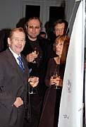 Vaclav Havel à New York, photo: CTK