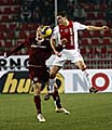 Sparta Prague - Ajax Amsterdam, photo: CTK
