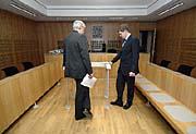 Le nouveau palais de justice, photo: CTK