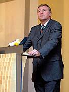 Premiér Mirek Topolánek, foto: ČTK