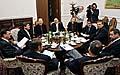 Verhandlungen über die Regierungsbildung (Foto: CTK)