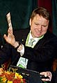 Grünen-Chef Martin Bursik (Foto: CTK)