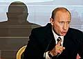 Le président russe Vladimir Poutine, photo: CTK