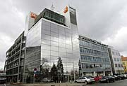 Hlavní sídlo společnosti ČEZ, foto: ČTK
